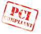 Your donation is 100 percent PCI Compliant